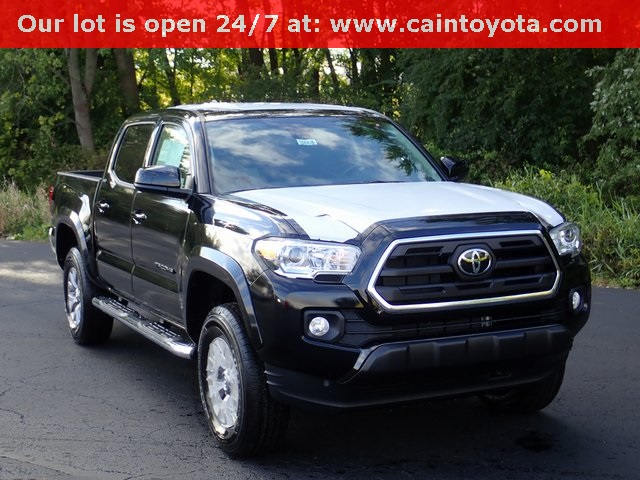 New 2019 Toyota Tacoma Sr5 4d Double Cab In North Canton 193868