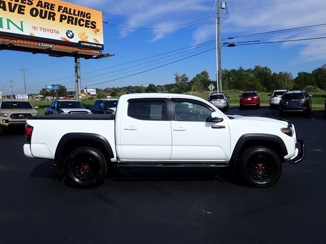 Pre Owned 2017 Toyota Tacoma Trd Pro