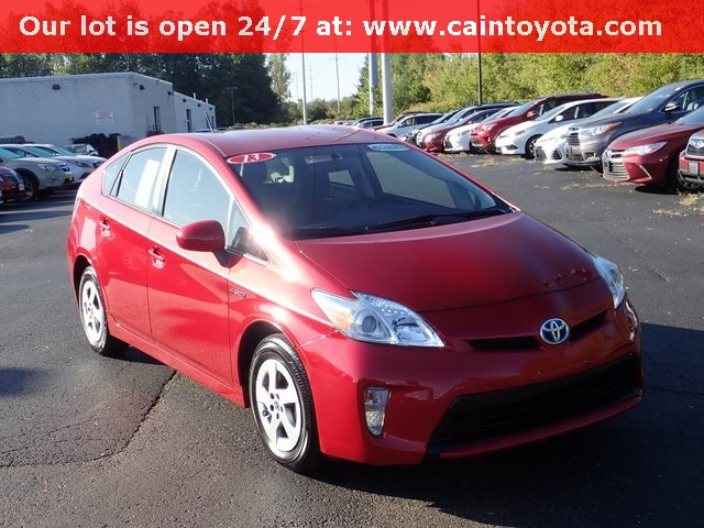 Certified Pre-Owned 2013 Toyota Prius Two