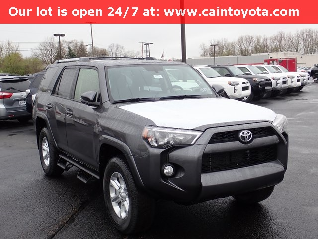 New 2019 Toyota 4runner Sr5 Premium 4d Sport Utility In North Canton