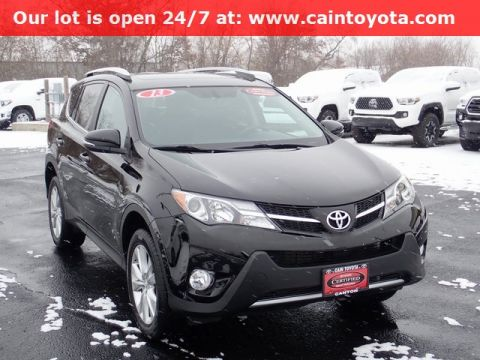 Certified Pre-Owned 2013 Toyota RAV4 Limited