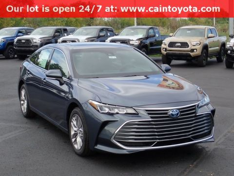 Attractive New 2019 Toyota Avalon Hybrid XLE Plus