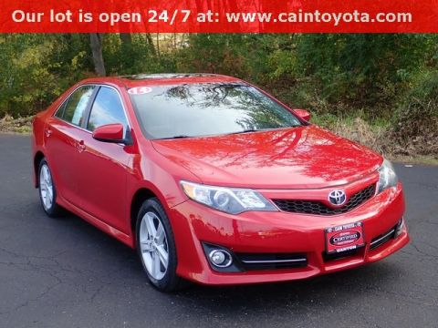 Certified Pre-Owned 2014 Toyota Camry SE