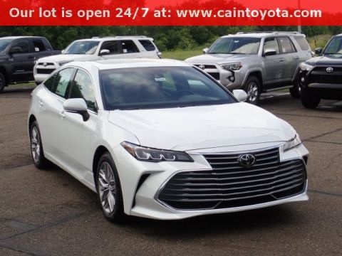 Elegant New 2019 Toyota Avalon XLE 4D Sedan In North Canton #193400 | Cain Toyota