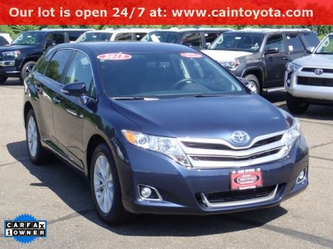 Certified Pre-Owned 2015 Toyota Venza XLE