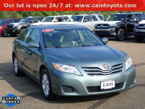 Pre Owned 2011 Toyota Camry LE