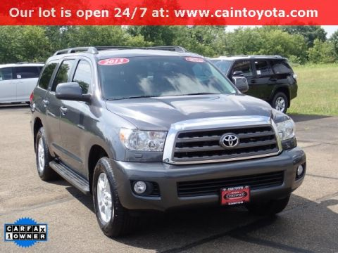 Certified Pre-Owned 2013 Toyota Sequoia SR5