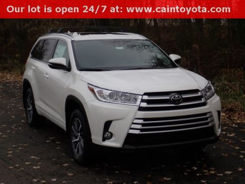 New 2018 Toyota Highlander XLE AWD