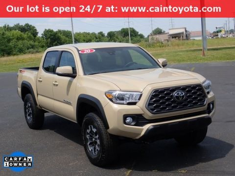 Pre-Owned 2020 Toyota Tacoma TRD Offroad