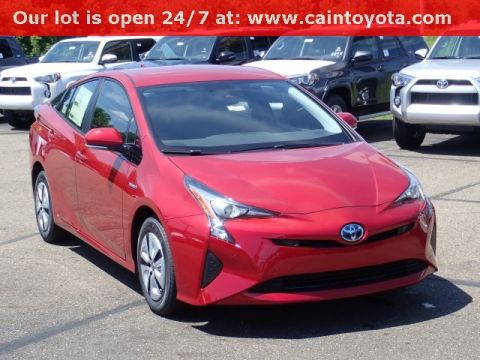 New 2018 Toyota Prius Three