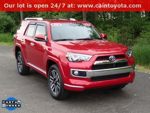 Certified Pre-Owned 2014 Toyota 4Runner Limited 4WD