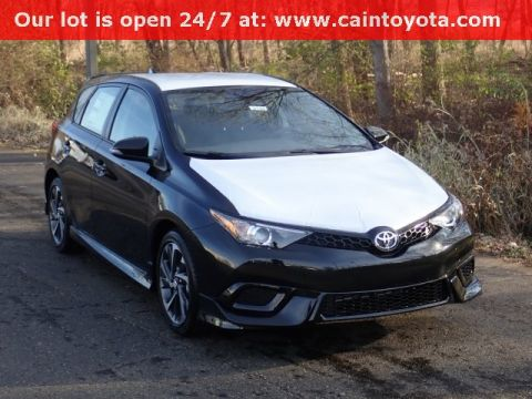 New 2018 Toyota Corolla iM Base FWD 5D Hatchback
